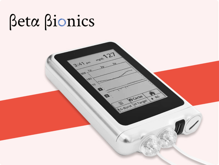 beta bionics device