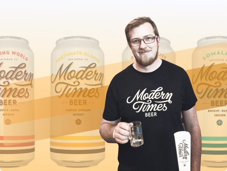 jacob of modern times brewery