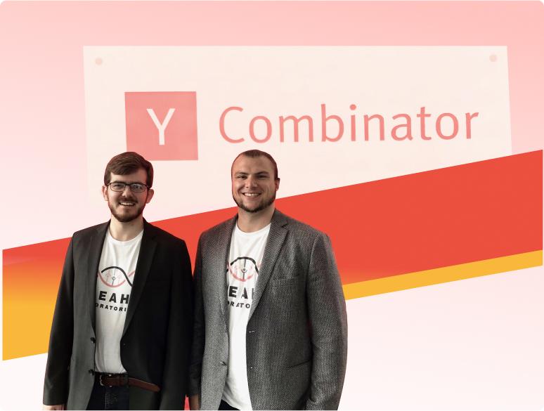 wesley & zachary of leahlabs, a yc company