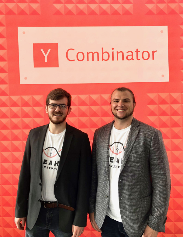 Wesley & Zachary of LeahLabs