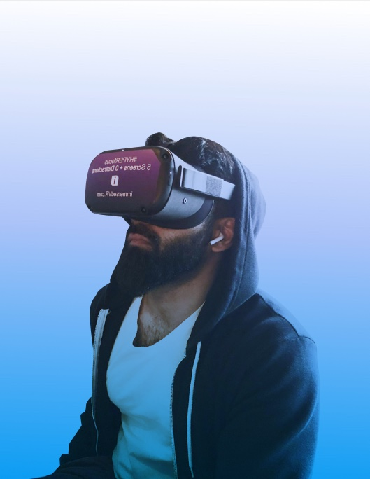 Immersed VR Headset