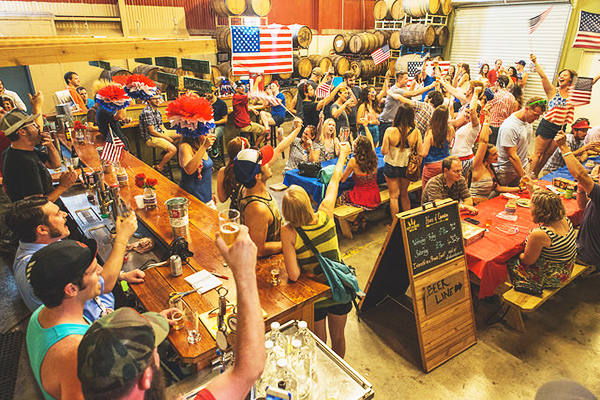 Gold Medal Winning Craft Brewery In Austin Texas Hops