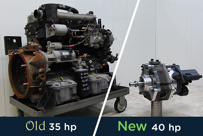 LiquidPiston: First wholly new combustion engine / cycle in